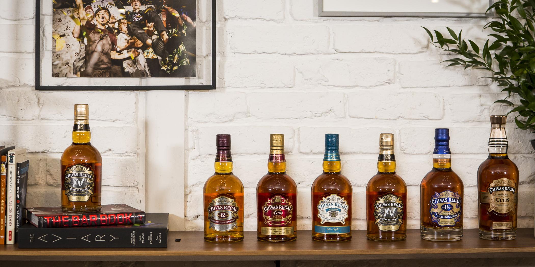 guia chivas-blended scotch whisky