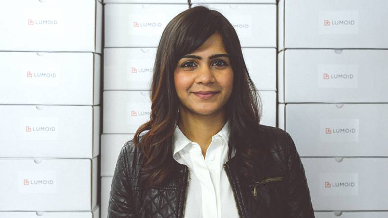 Aarthi Ramaurthy, CEO of Lumoid
