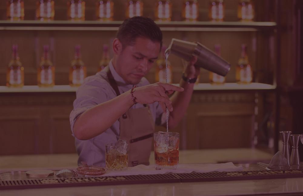 bar shot