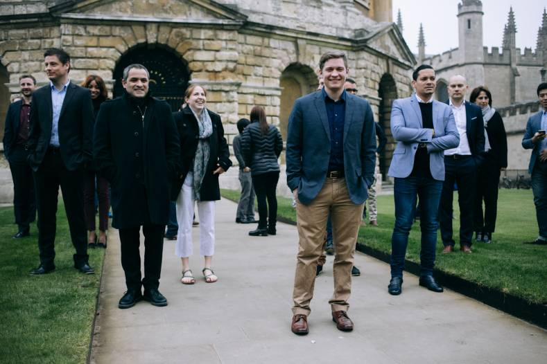 Venture Alumni at Oxford University