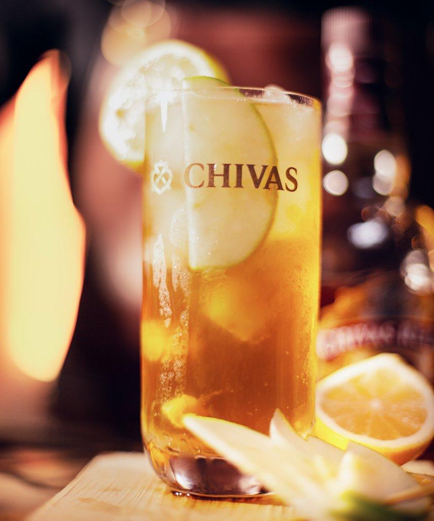 Chivas Apple Hi-Ball