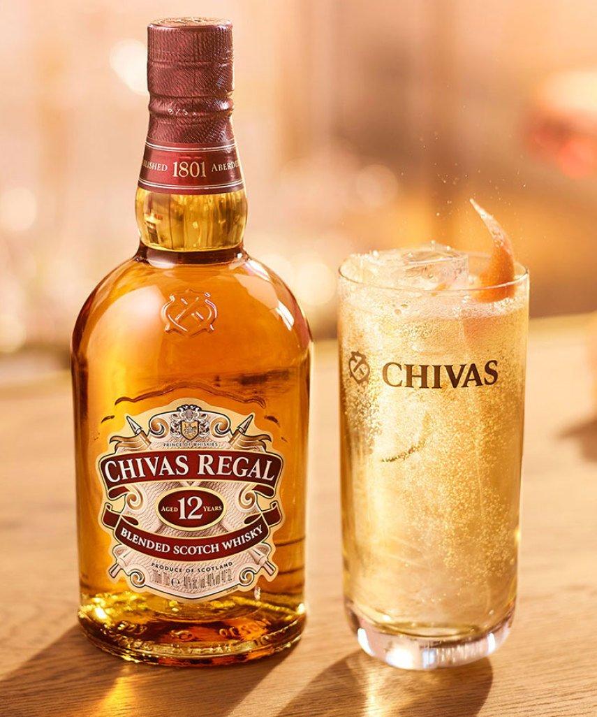 Chivas Highball