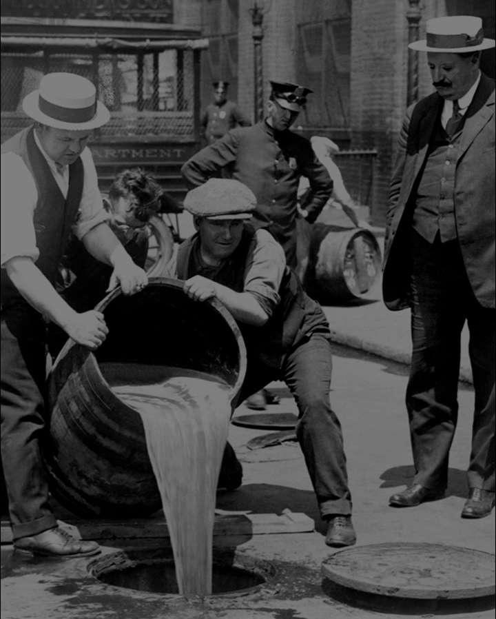 Prohibition Poster