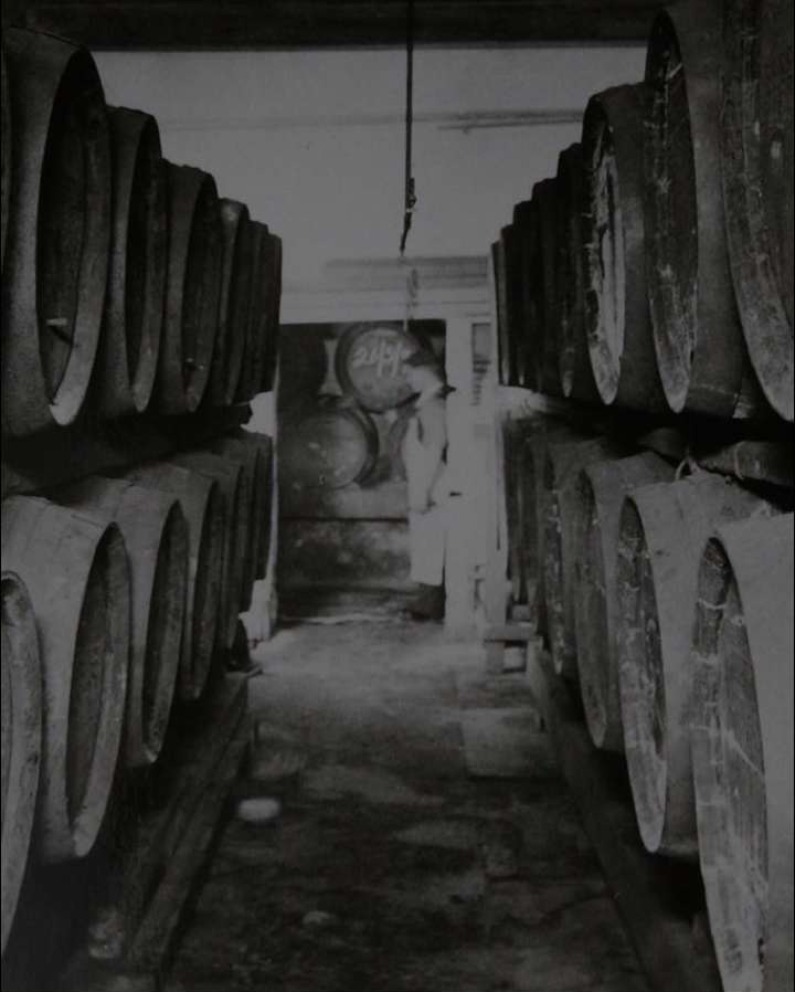 Distillary Underground Poster