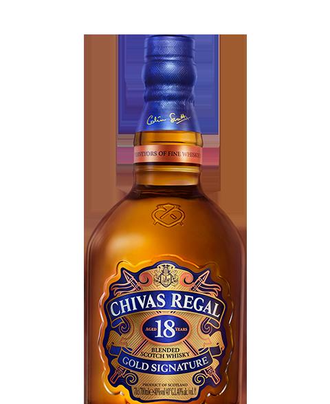 Chivas Regal ၁၈ နှစ်