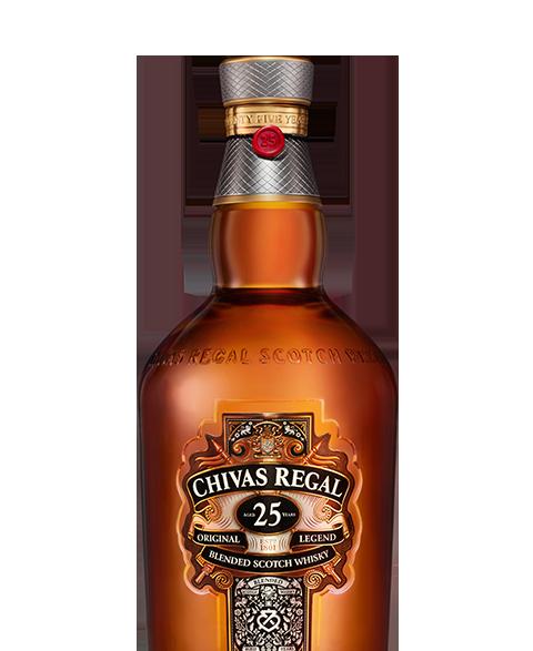 Chivas Regal ၂၅ နှစ်