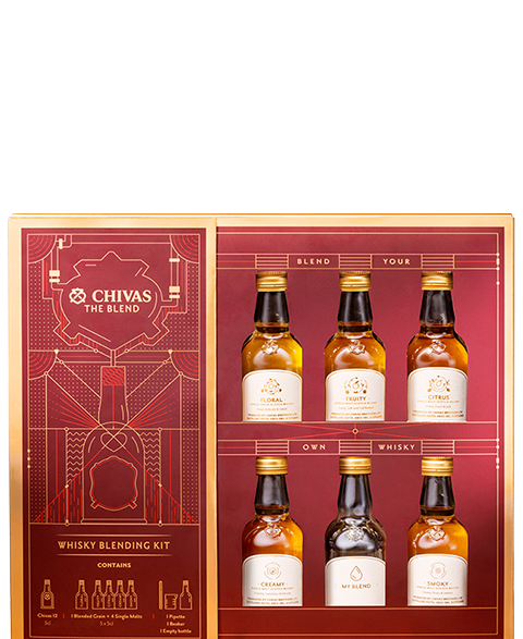 Chivas Blending Kit