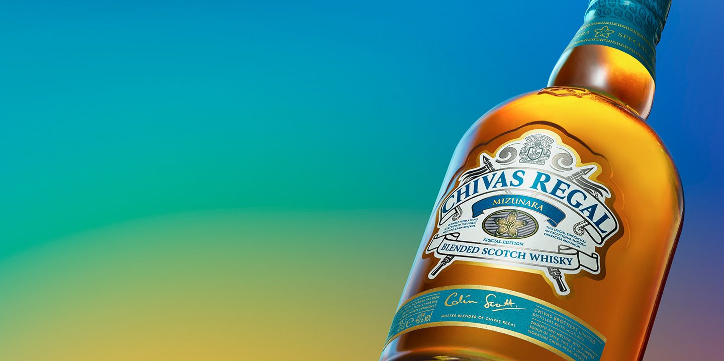 Chivas Regal Mizunara Blended Scotch Whisky
