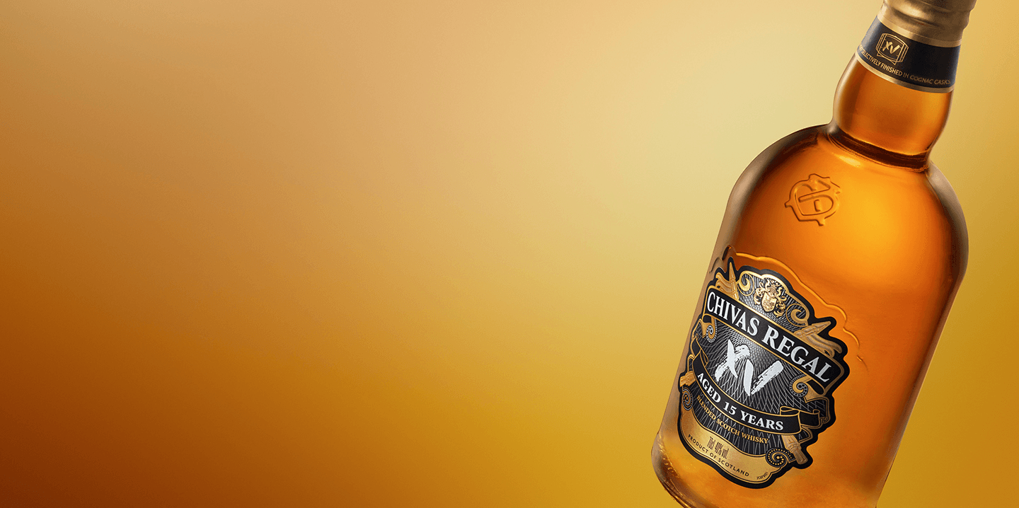 Chivas Regal 15 Years Blended Scotch Whisky