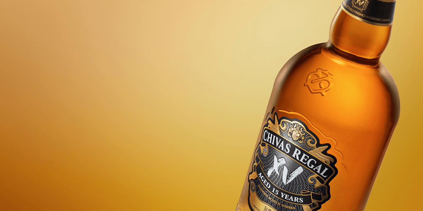 Chivas Regal XV 15 Years Blended Scotch Whisky