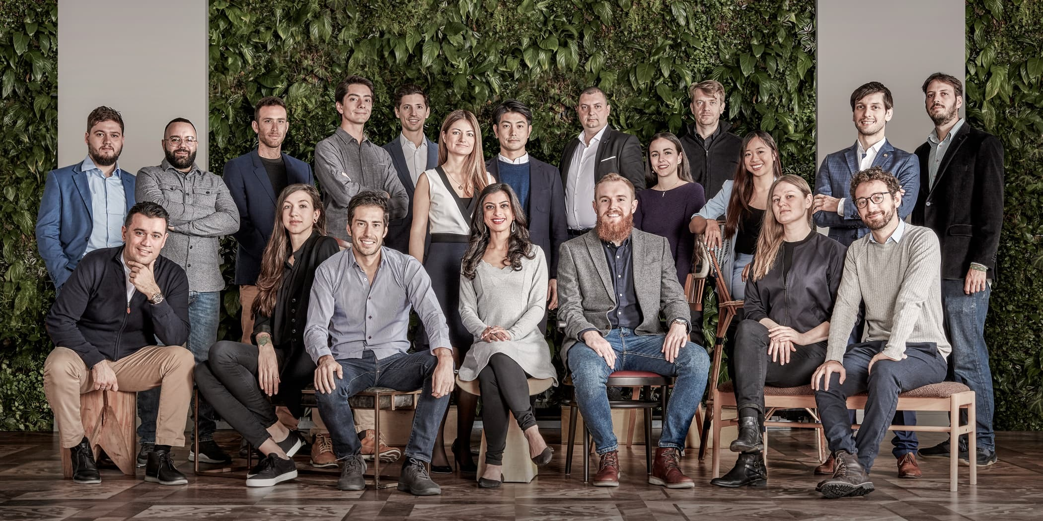 CHIVAS VENTURE IMPACT: OUR ALUMNI'S SUCCESS