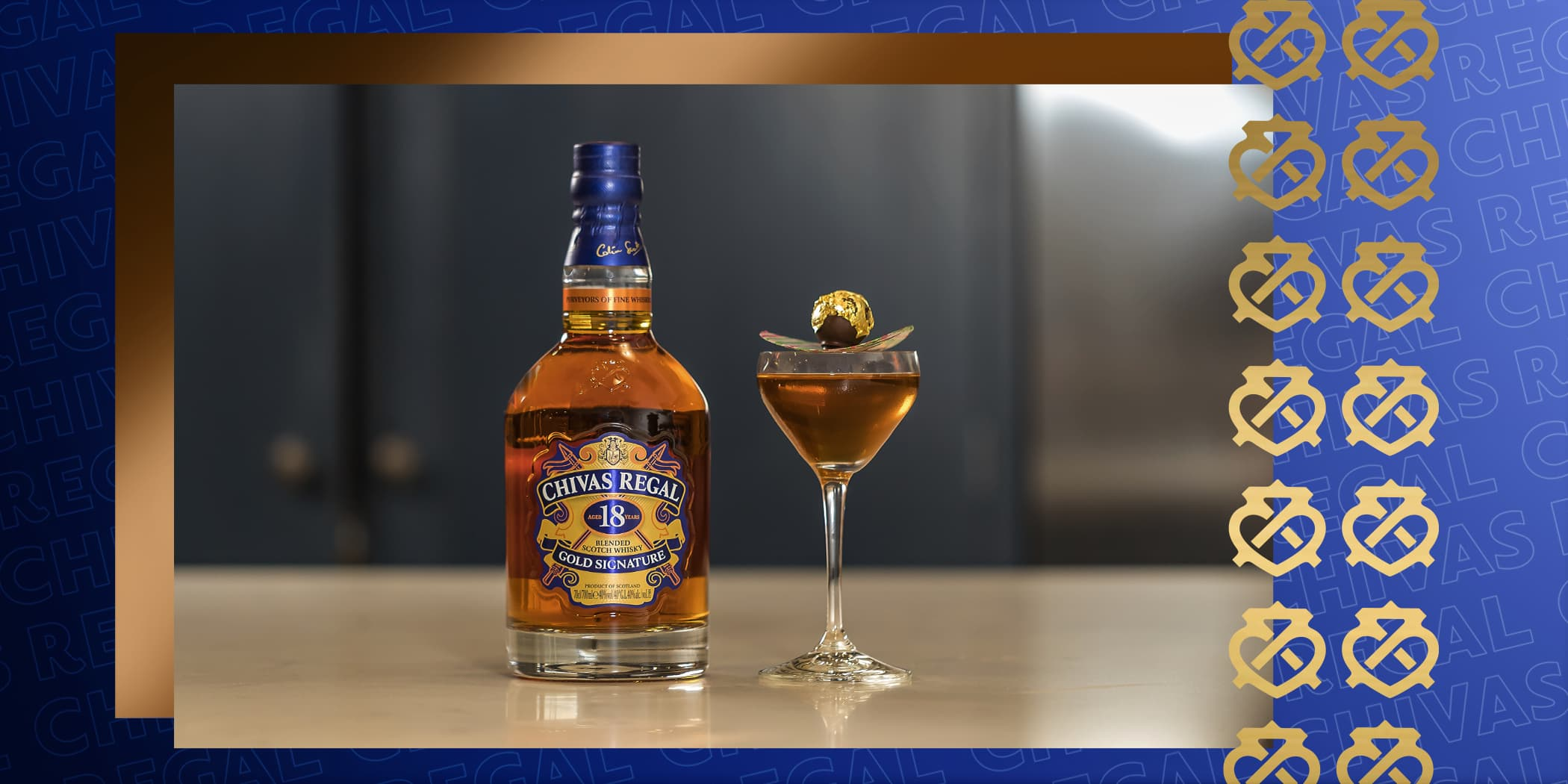 give chocolate cocktails a whisky makeover this easter