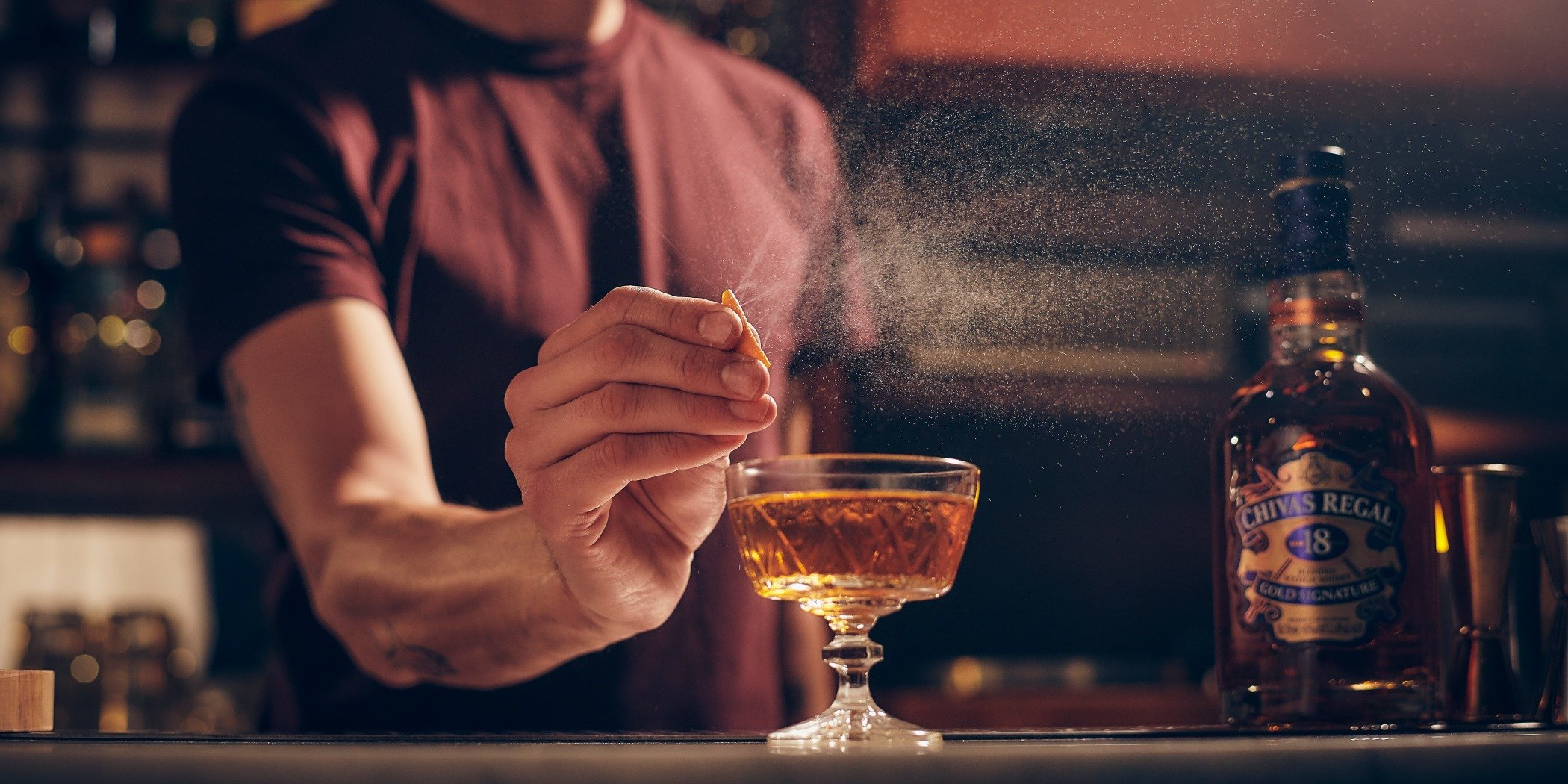 5 top tips to improve your cocktail-making skills