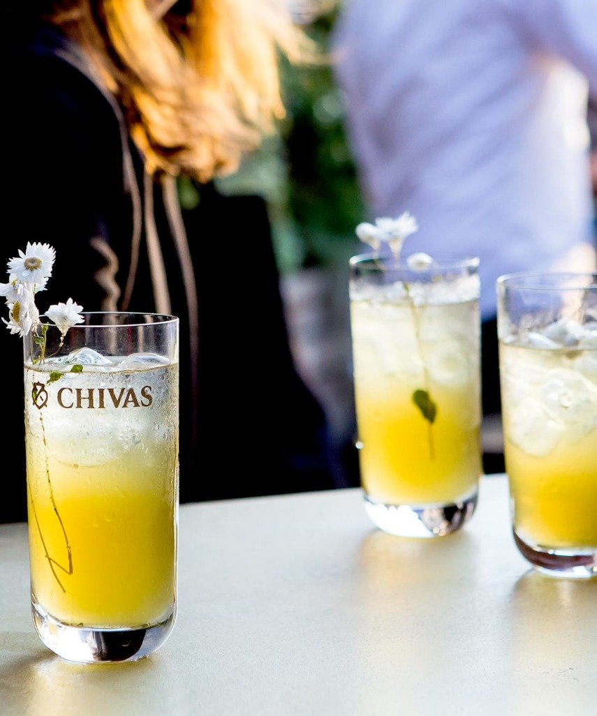 Chivas Sonic Highball