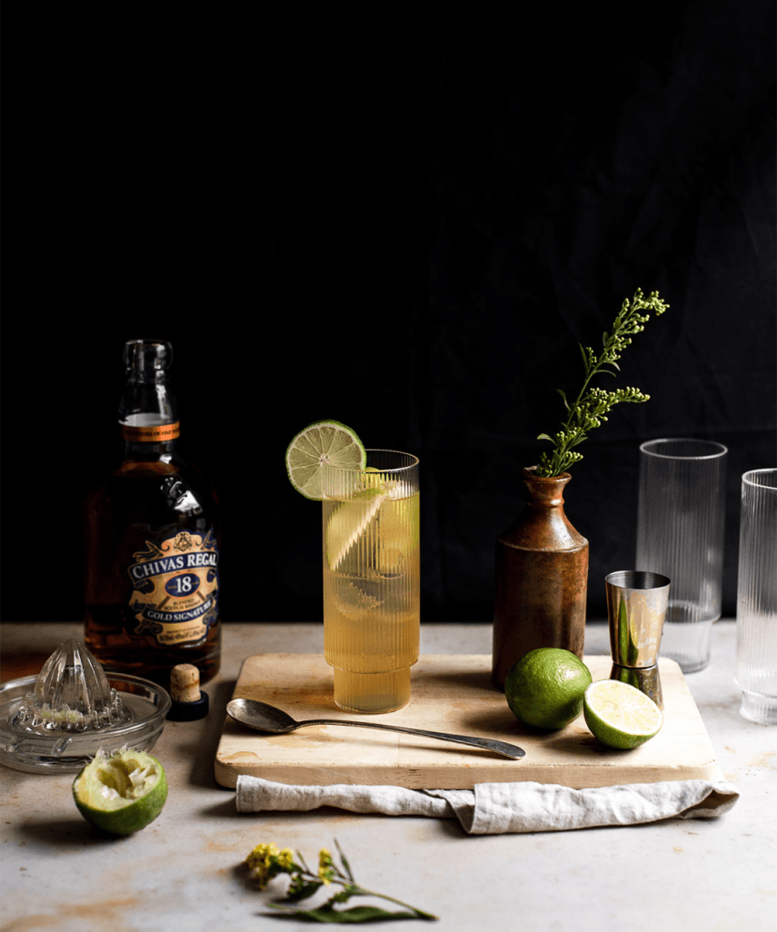 Chivas Highball
