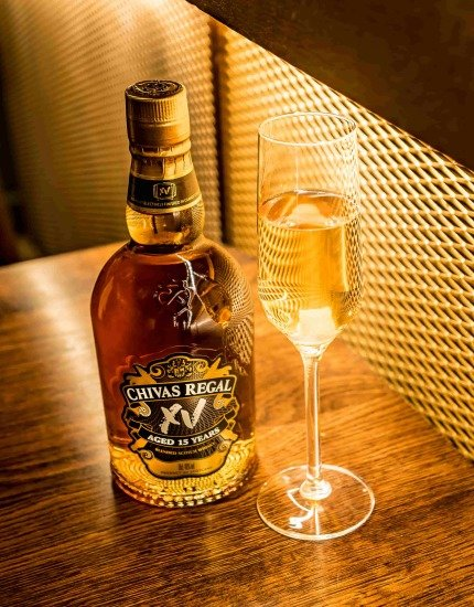 XV Champagne Cocktail