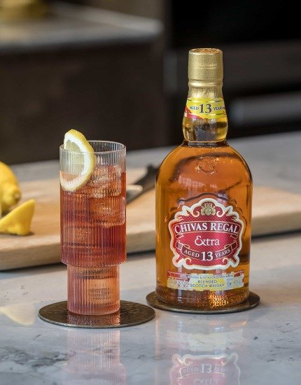 Chivas Martinez Highball