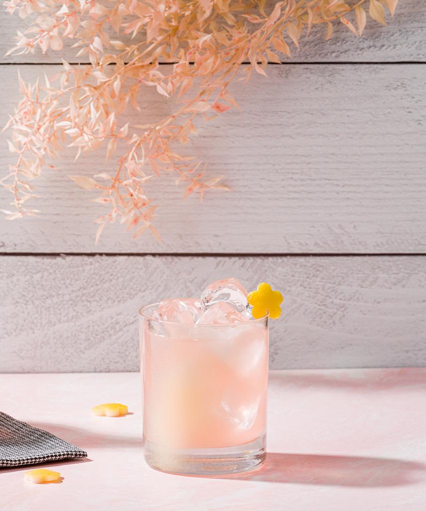 Cherry Blossom Lemonade