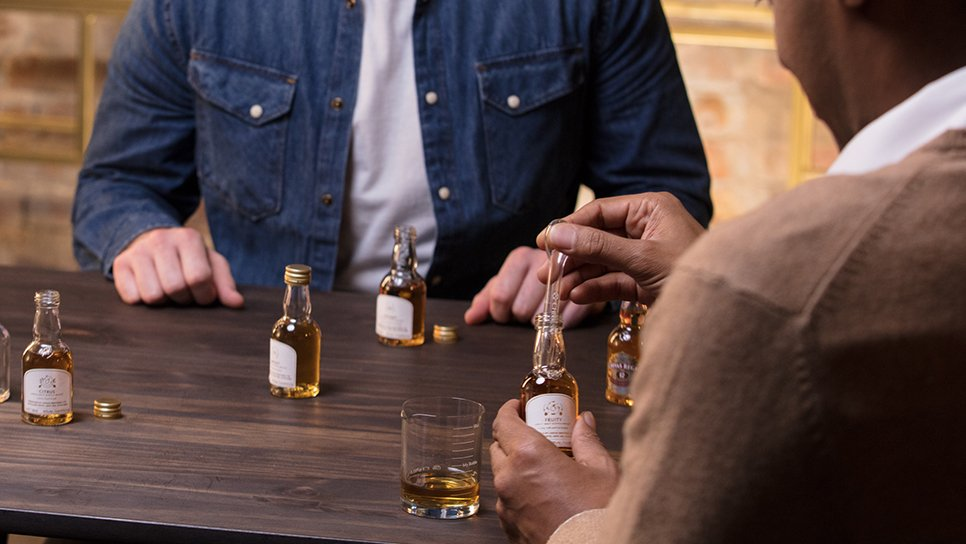 Create your own whisky | Chivas Whisky Blending Kit - Chivas