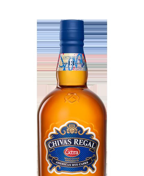 Chivas Regal Extra American Rye