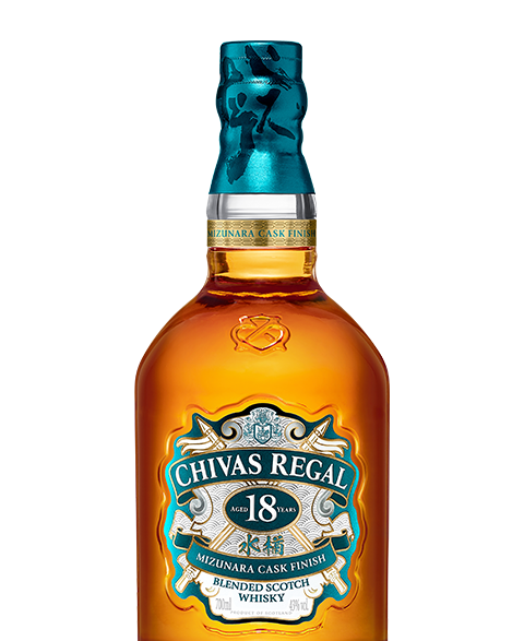 Chivas Regal 18 Mizunara