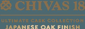 logo Chivas 18 Japanese Cask