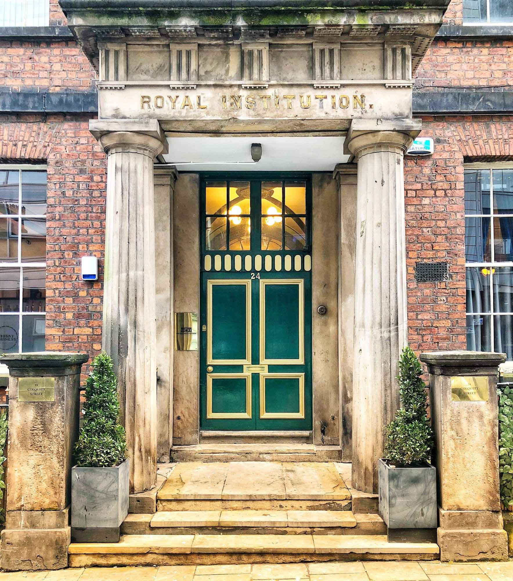 The Royal Institution - Liverpool