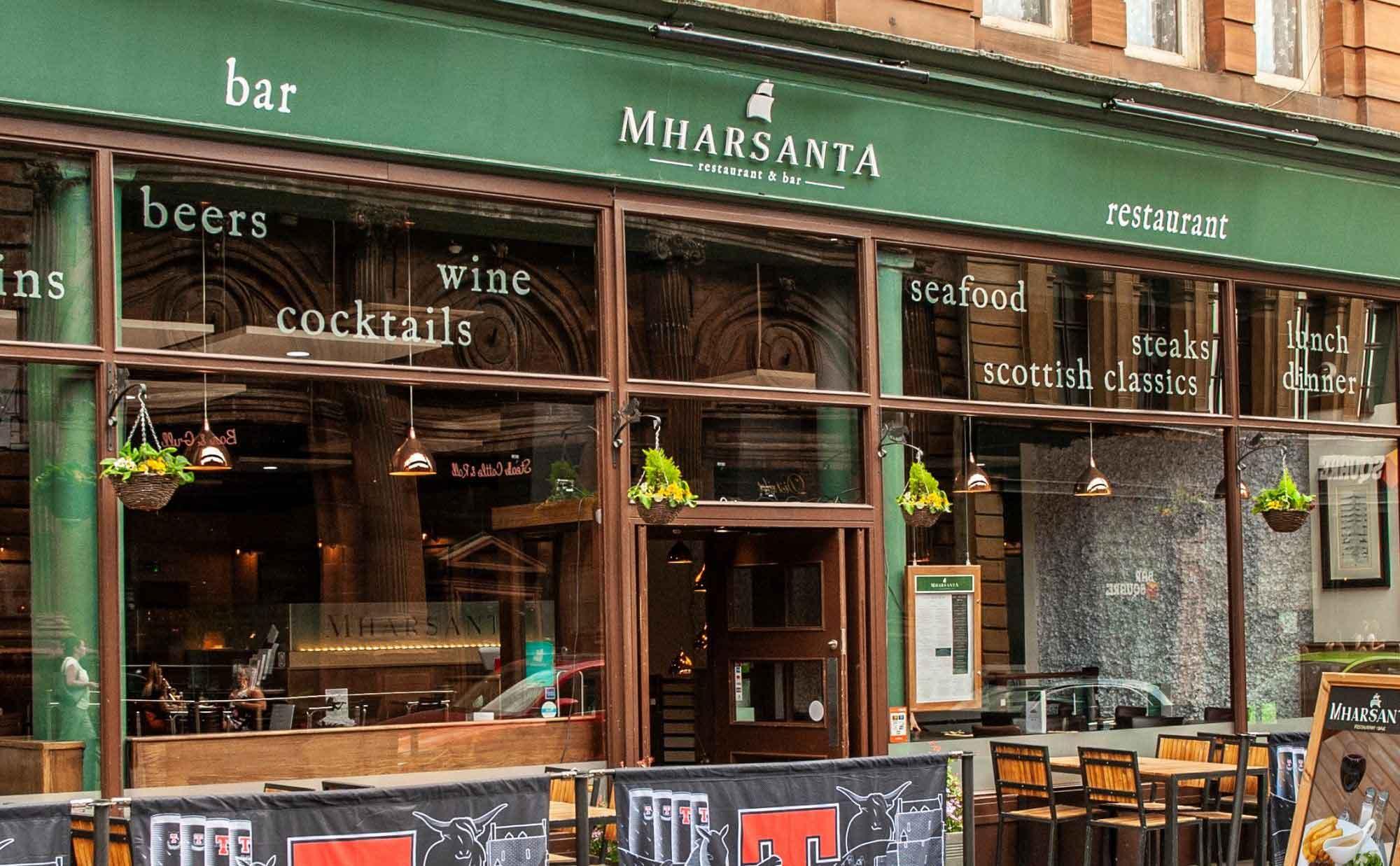 Mharsanta - Glasgow