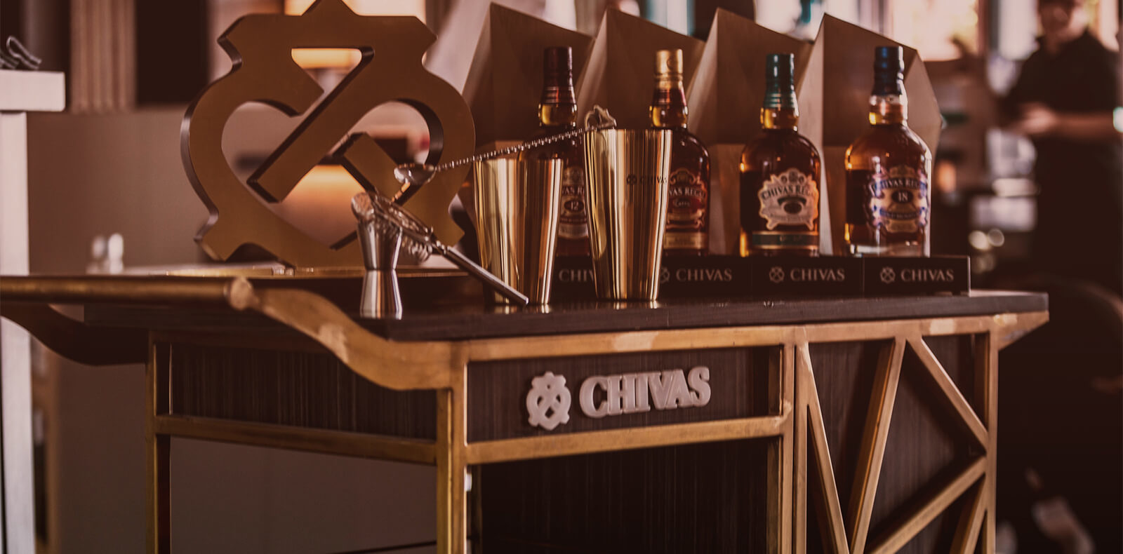 Chivas Tasting Session