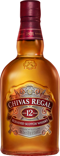 Chivas Regal 12 Blended Scotch Whisky