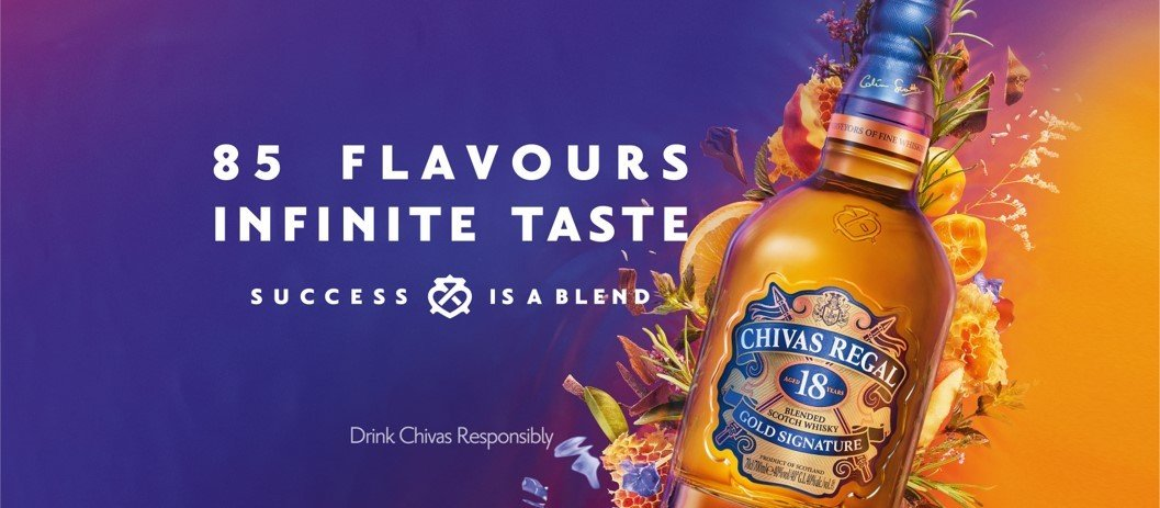 Chivas 18 Blended Scotch Whisky