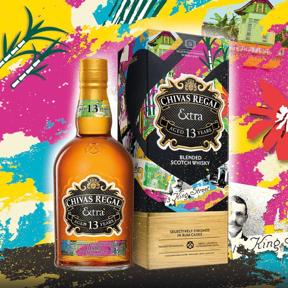 Chivas Extra 13 Rum Cask