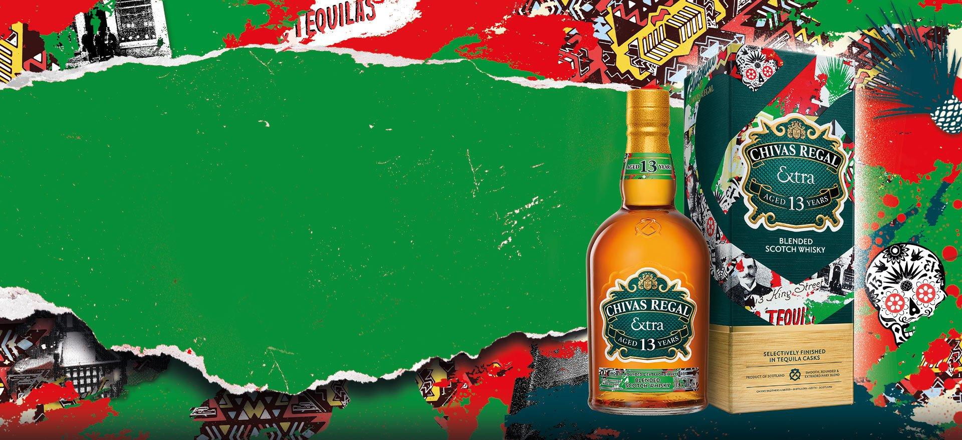 Chivas Extra 13 Tequila Cask