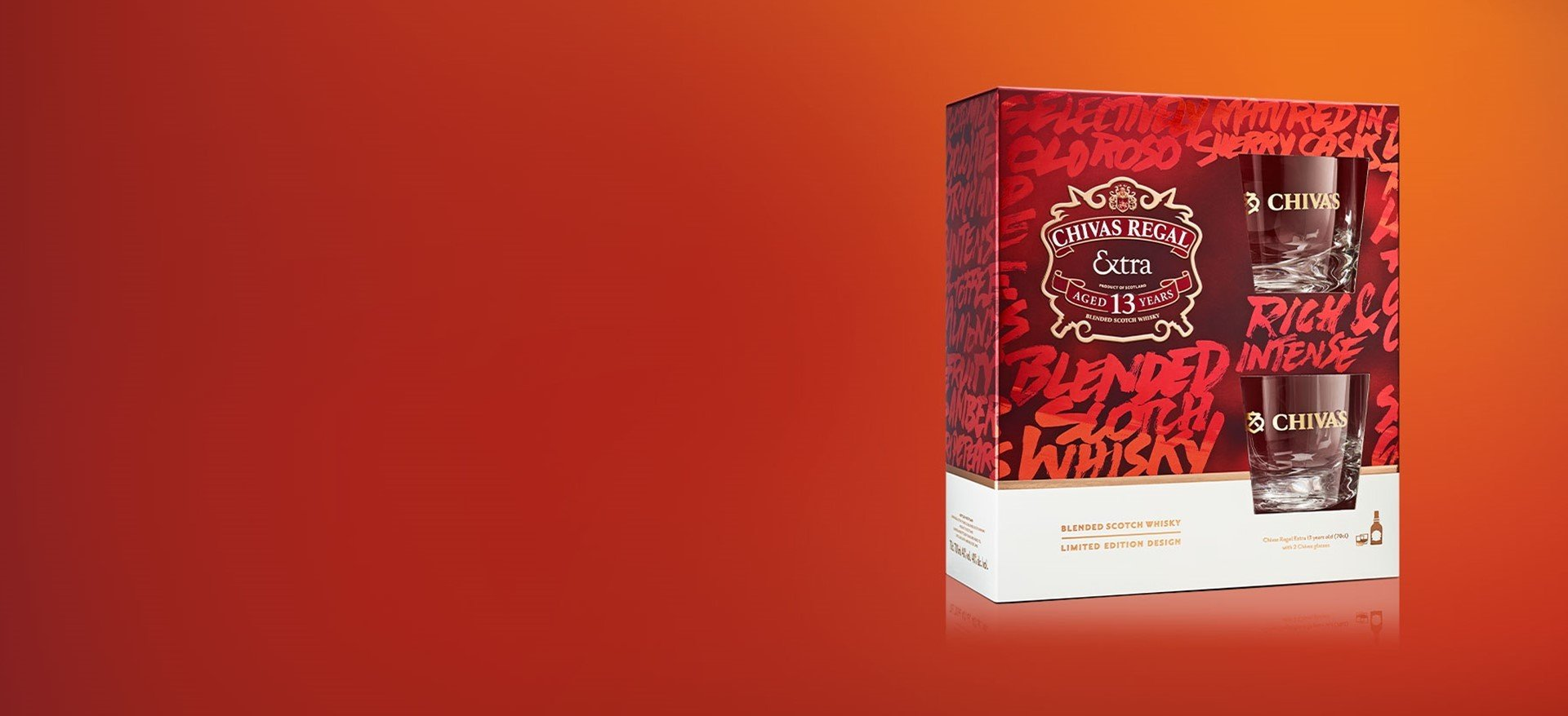 Chivas Regal Limited Edition Gift
