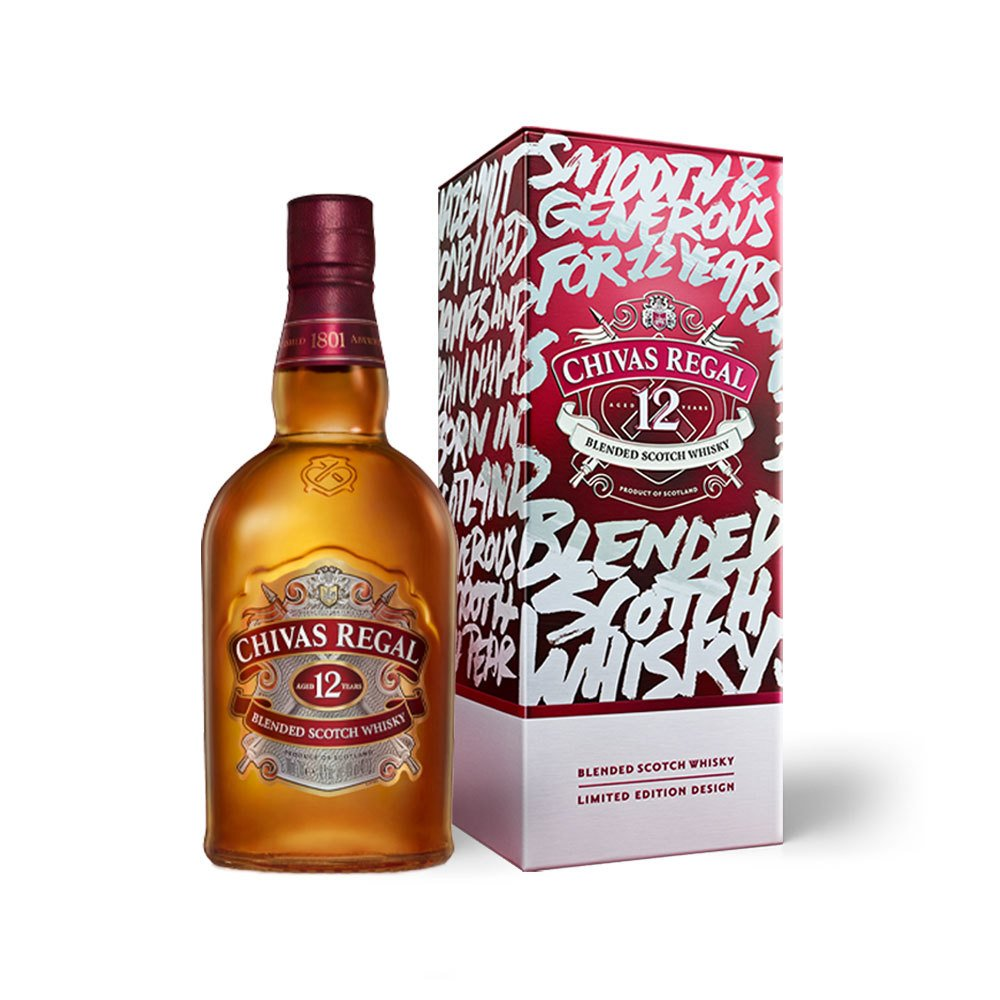 Chivas Extra 13 Years Limited Edition