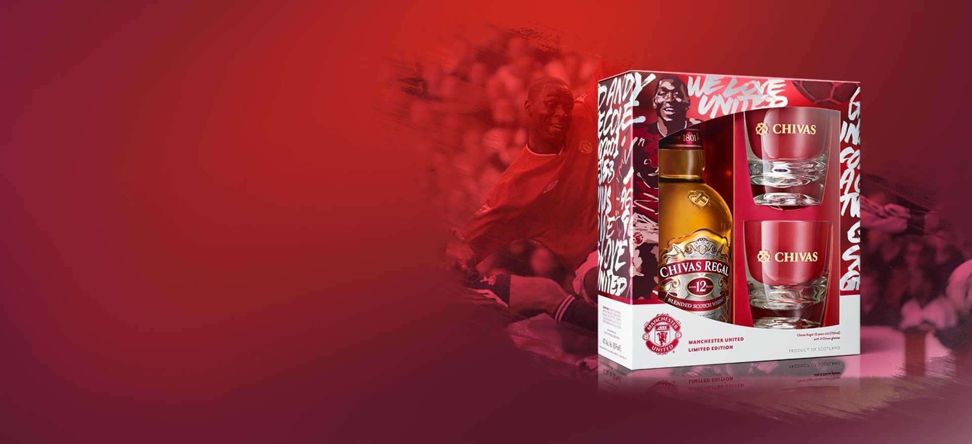 Chivas x Man Utd Limited Edition