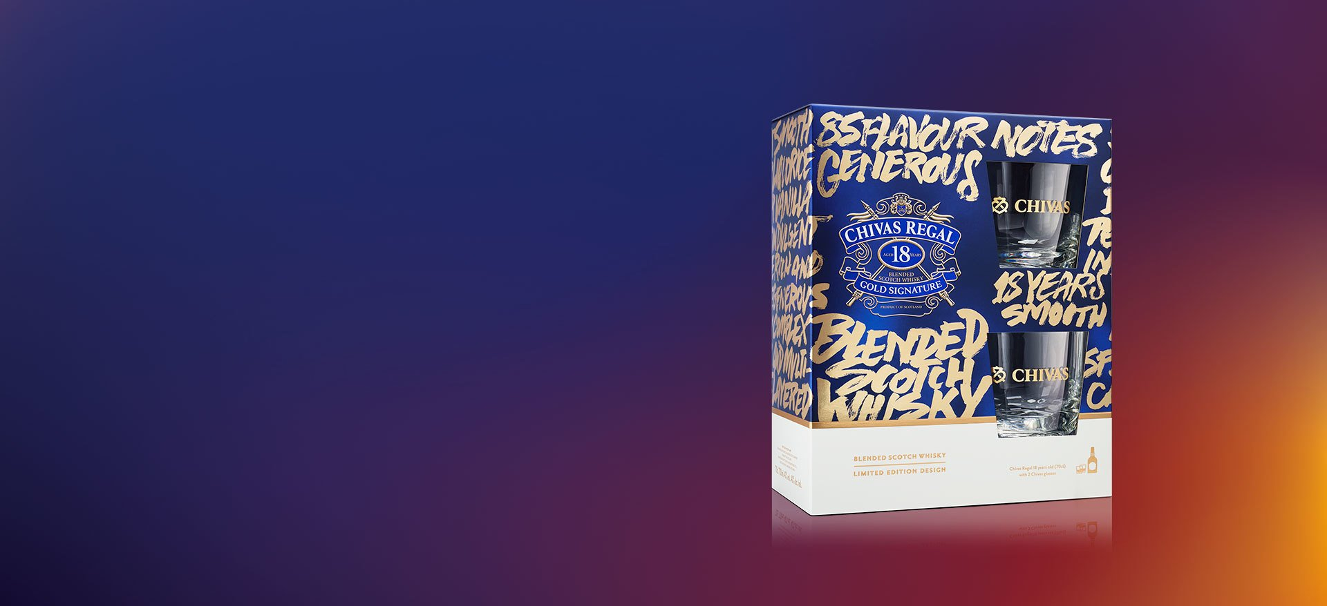 Chivas Regal Limited Edition Gift