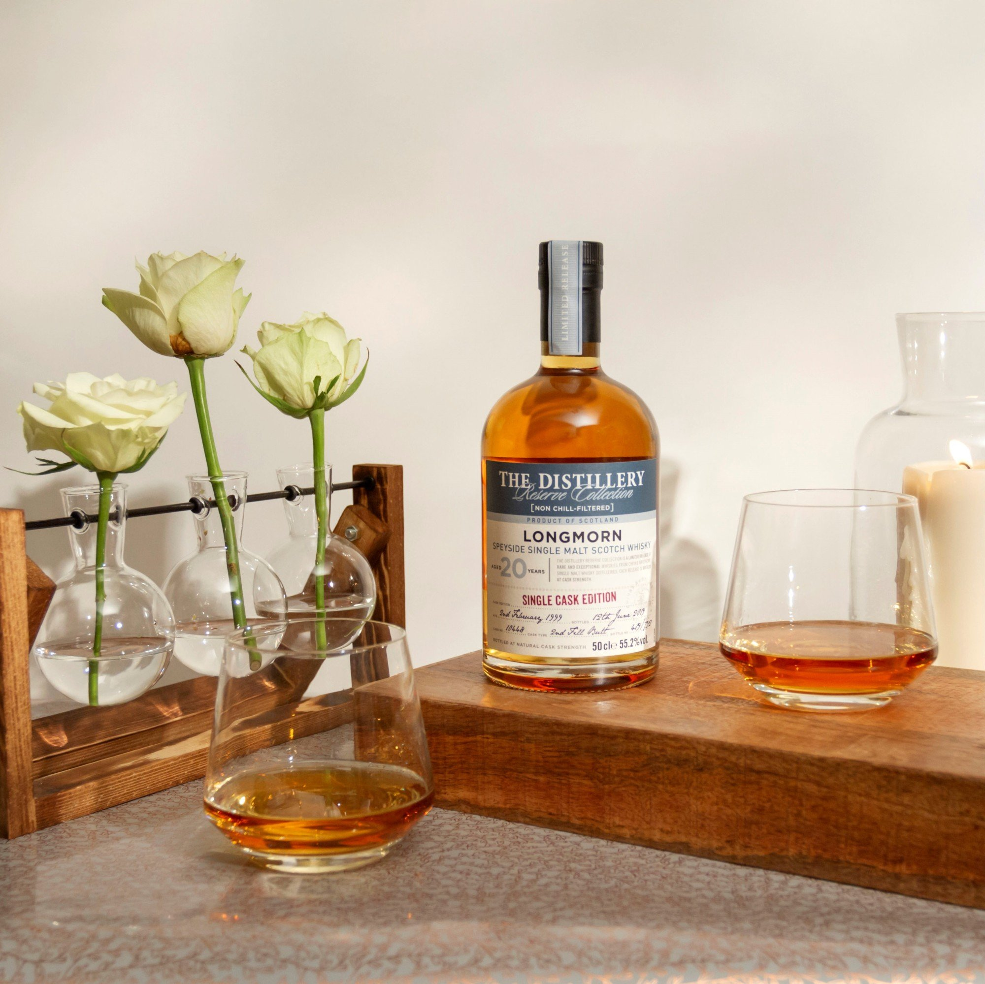 Longmorn 20 Year Old Single Malt Whisky
