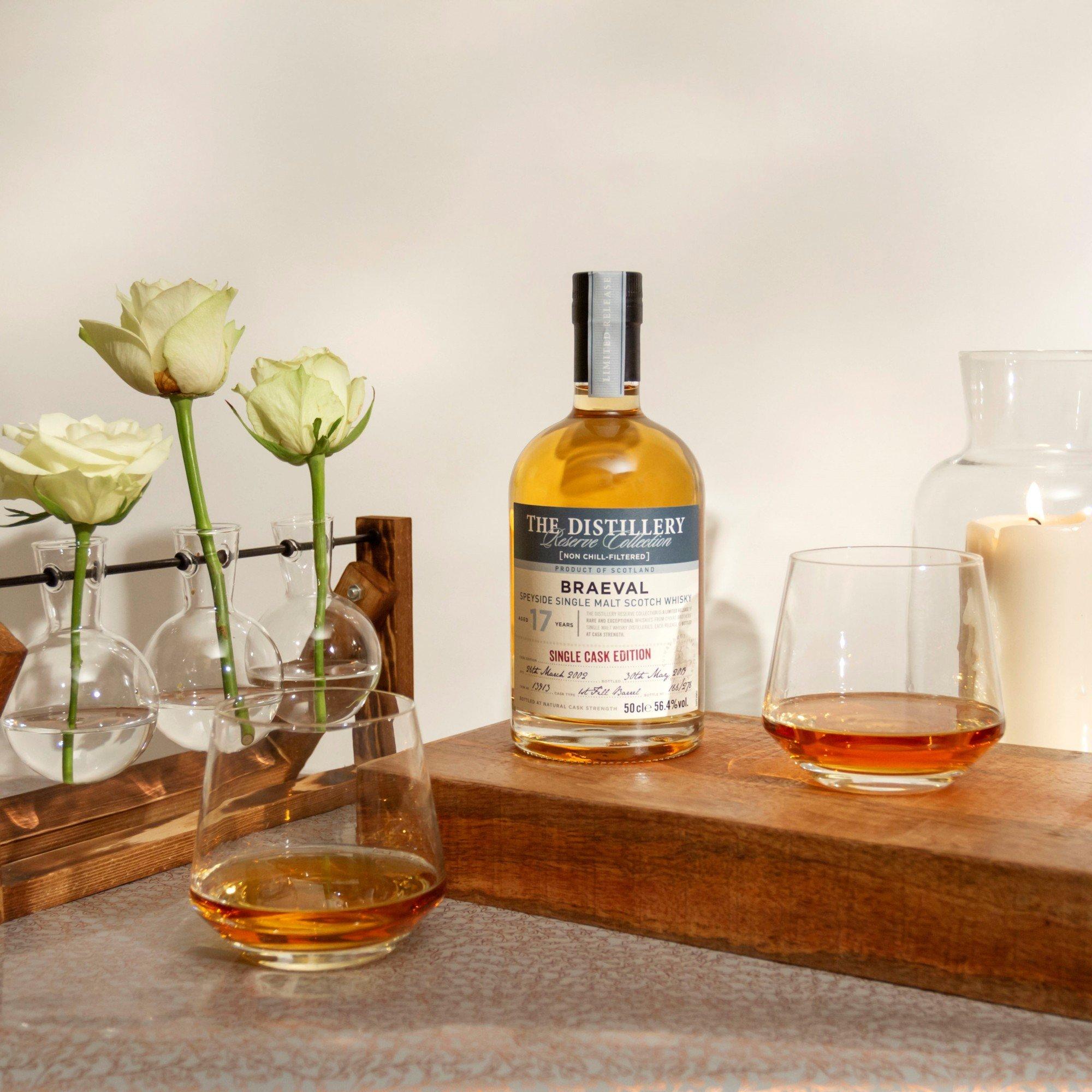 Braeval Single Malt Whisky