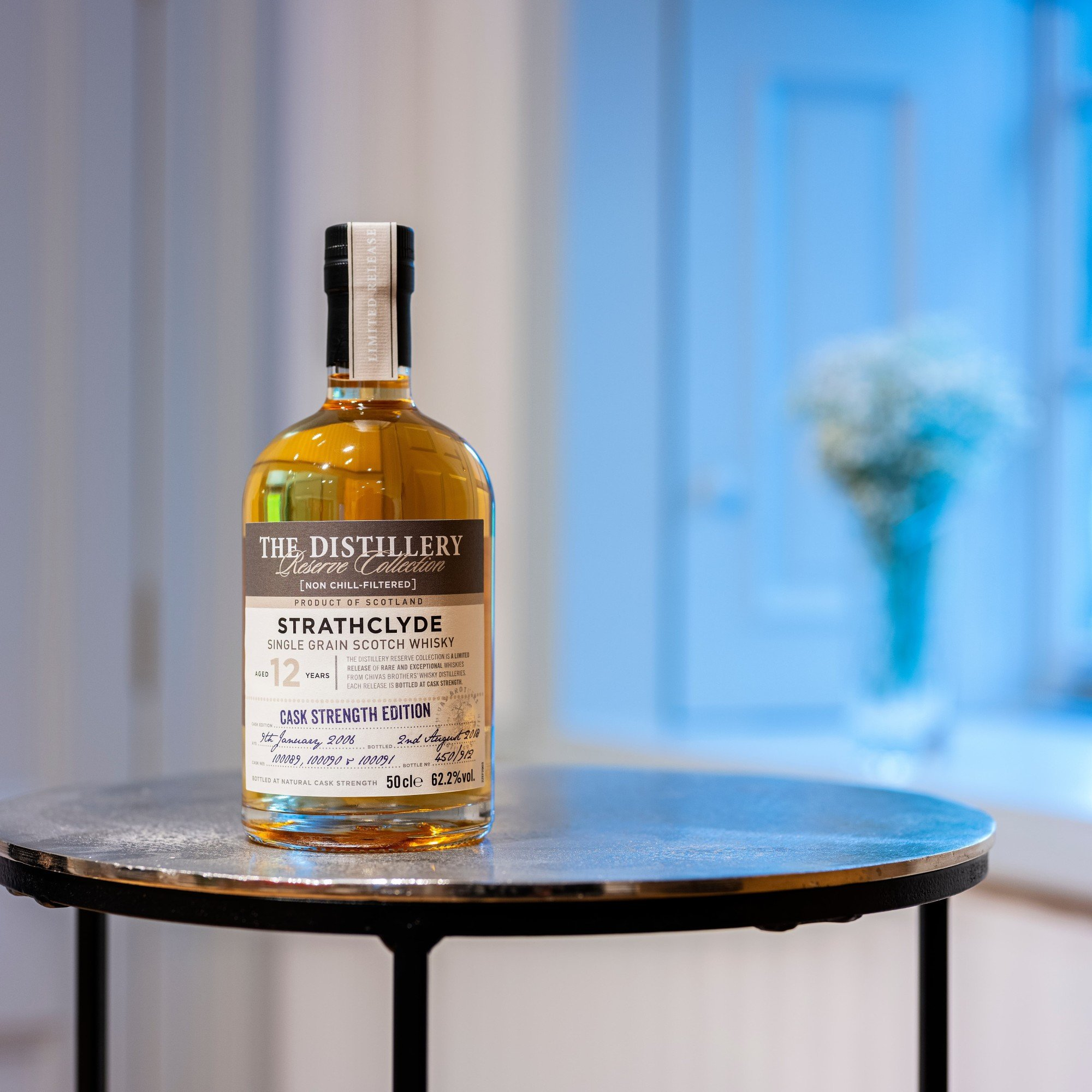 Strathclyde 12 Year Old Single Graing Whisky