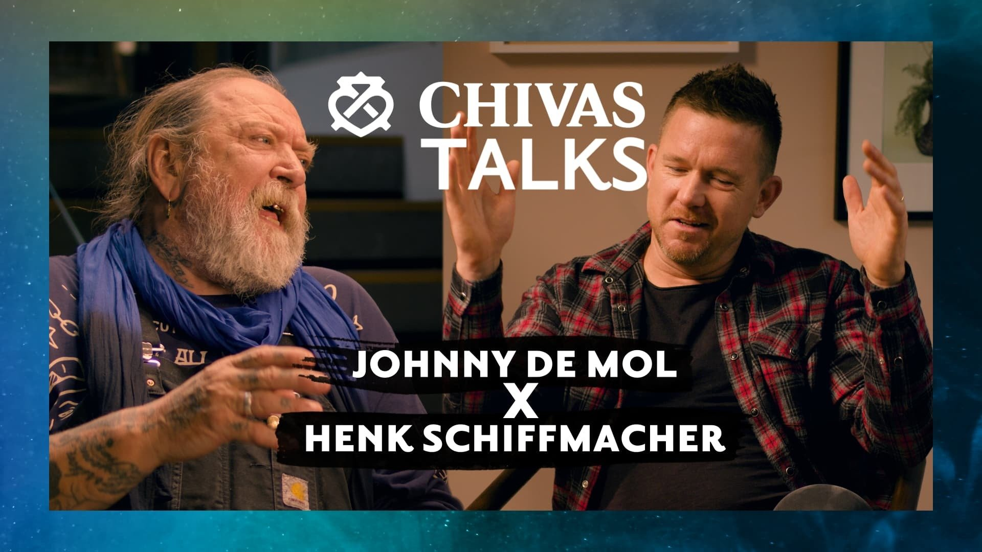 Henk Schiffmacher x Johnny de Mol - Chivas Talks