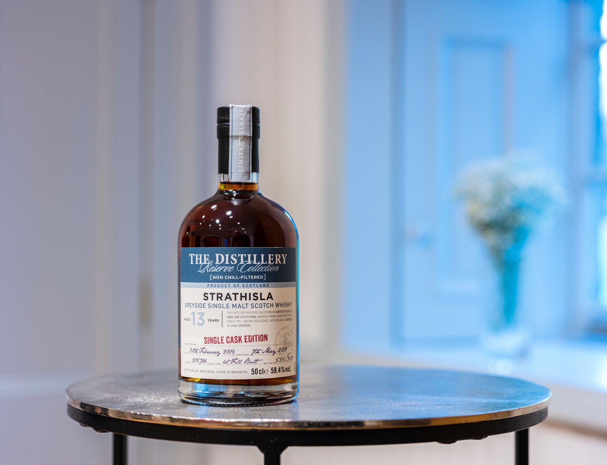 Strathisla 13 Year Old Single Malt Whisky