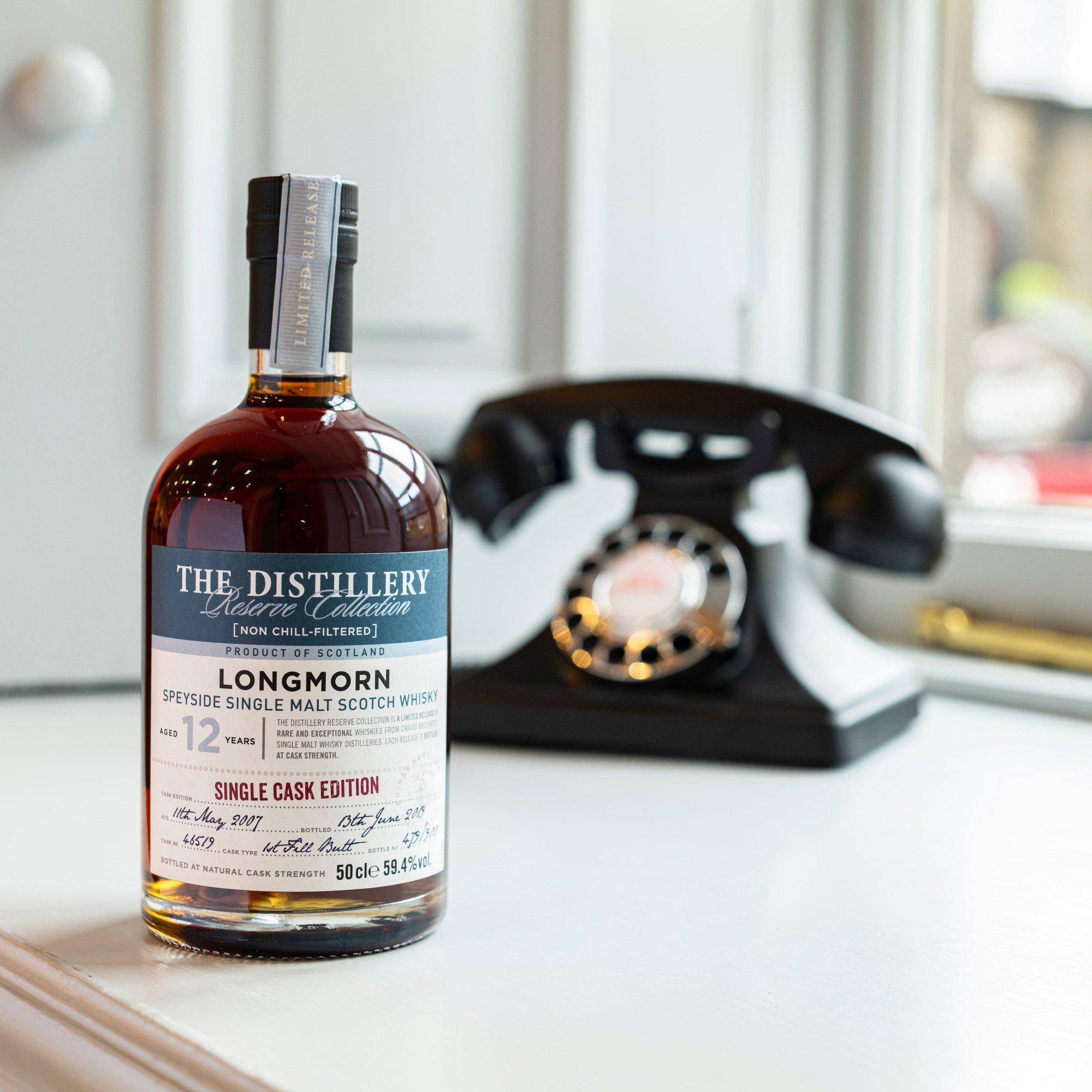 Longmorn 12 Year Old Single Malt Whisky