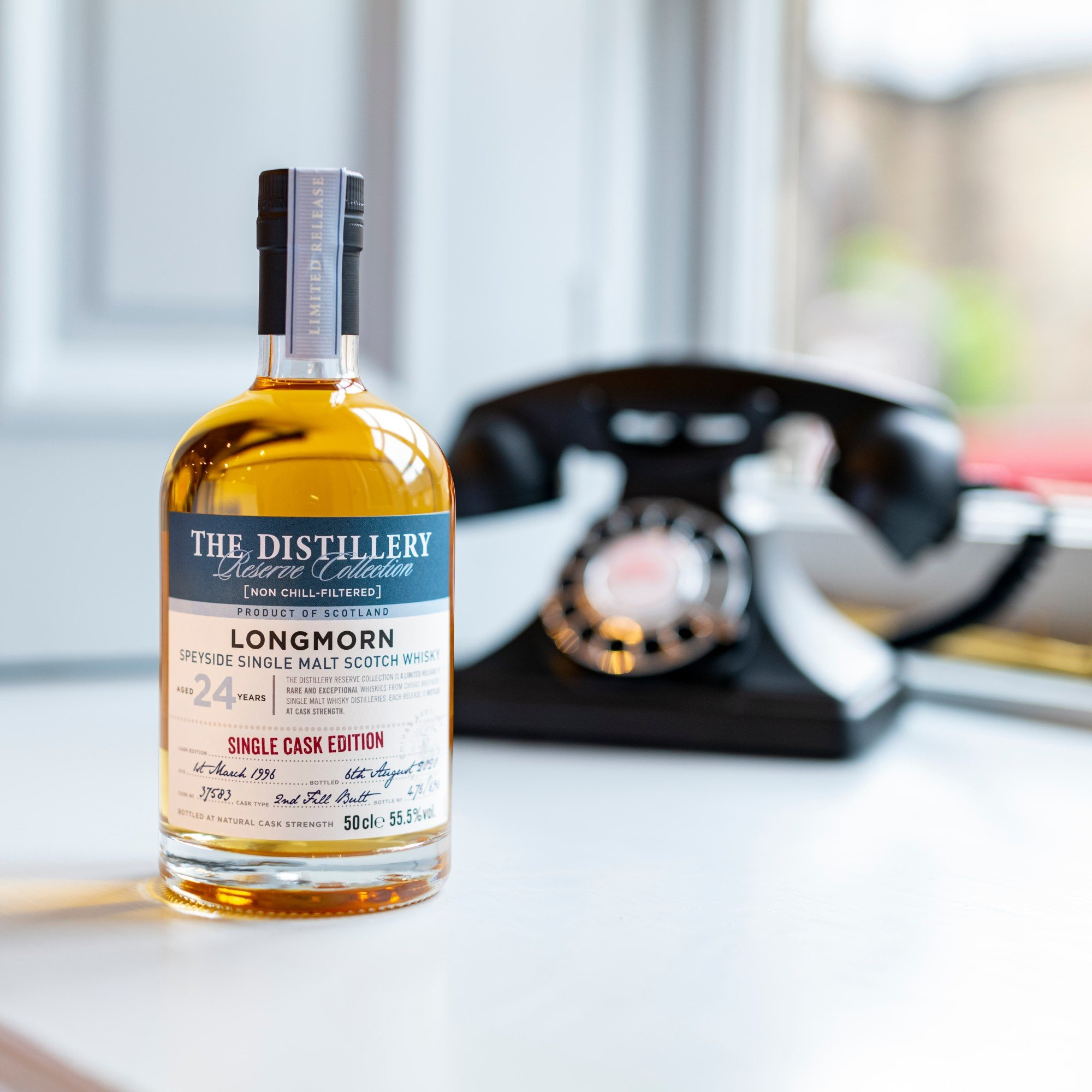 Longmorn 24 Year Old Single Scotch Whisky
