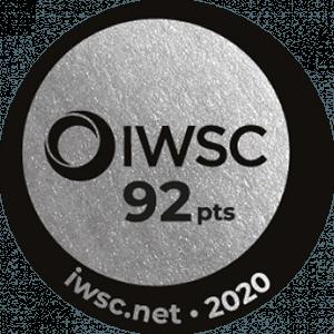 2020 – International Wine & Spirit Competition Srebro