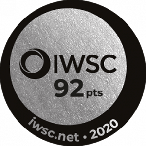 2020 – International Wine and Spirits Competition Silver