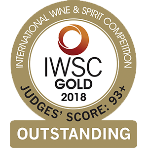 2018 – San Francisco World Spirits Competition GOLD