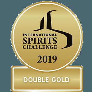 2019 – International Spirits Challenge DOUBLE GOLD