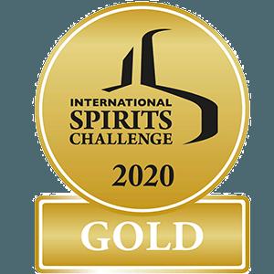 2020 – International Spirits Challenge GOLD
