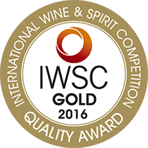 2016 – San Francisco Wold Spirits Competition   Double Gold